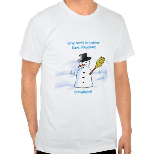 Snowman Jokes for Adults | Funny Snowman Jokes Adults Funny snowman joke tshirts