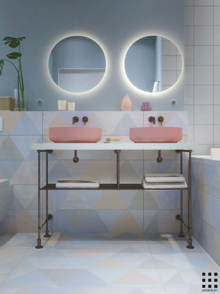 Bathroom Mirrors The Perfect Ensemble