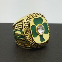 High Quality 1984 Boston Celtics Basketball Championship Ring 10Size Best Gift For Larry Bird with Paper box