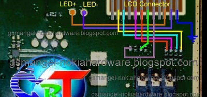 Nokia C1 00 Display Problem Repair Solution Nokia C1 Nokia Iphone 6 Backlight