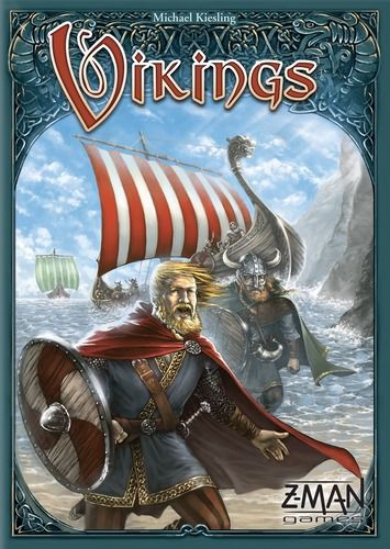 Vikings - Oddly, you're more the peaceful villagers protecting yourself from the marauding Vikings.  Still a great game, though.