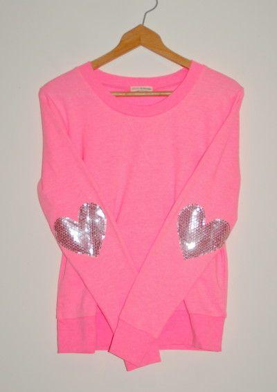 cute stylish fashion sweatshirts elbow patch sweatshirts for fall style