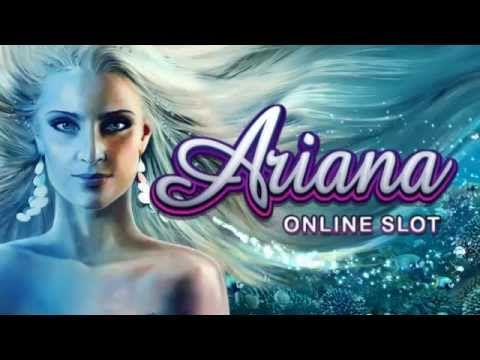 Ariana Online Slot Game - Euro Palace