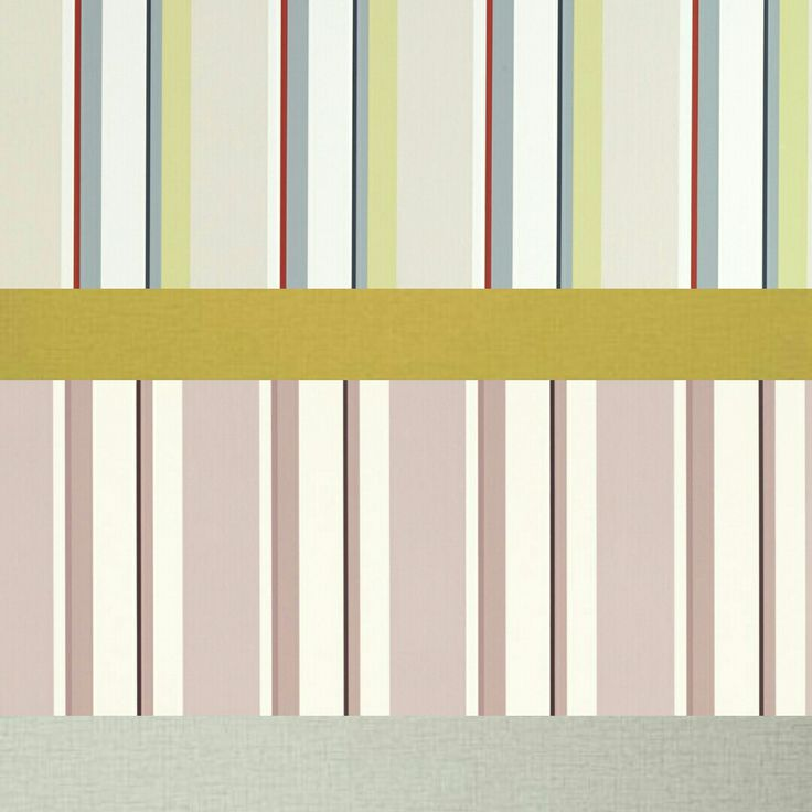 Brave and bold stripes....