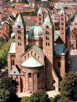 Philipp of Swabia Cathedral of Speyer burialplace Germany