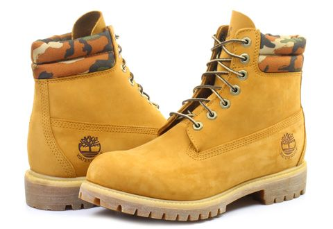 Timberland Boty 6 In Double Collar Boot