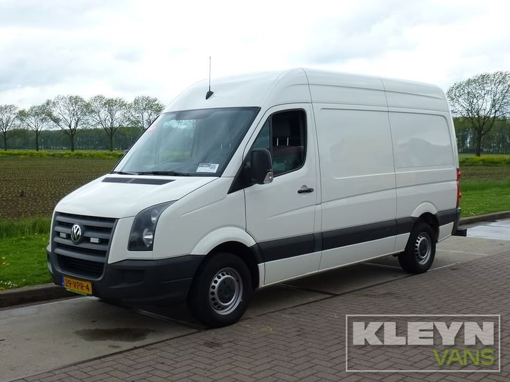 For sale: Used and second hand - Van VOLKSWAGEN Closed Van CRAFTER 35 2.5 TDI