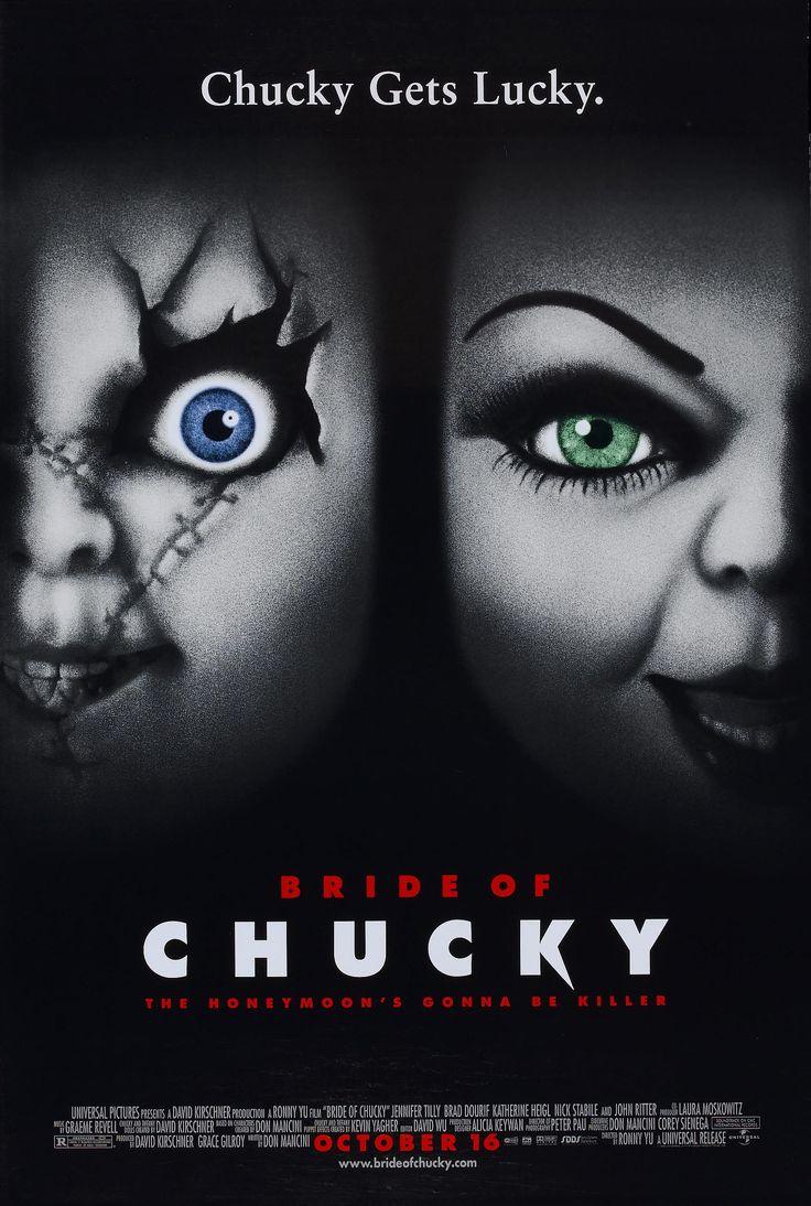 Bride Of Chucky ~ Jennifer Tilly, Katherine Heigl, John Ritter.