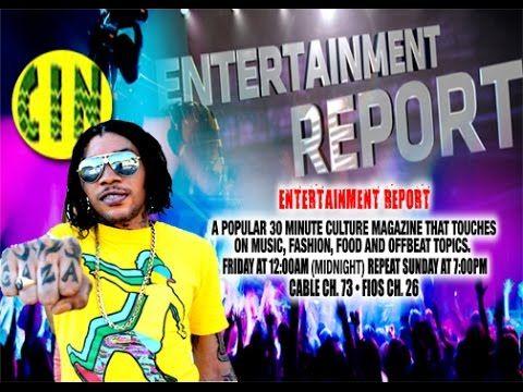 "Entertainment Report 1/20/2017: ""Death To Microwave""', Alkaline, Popcaan, Vybz Kartel, Rebel Salute - YouTube"