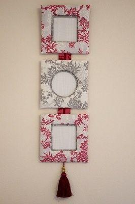 cartonnage frames