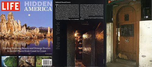 Life - Hidden America - Chumley's