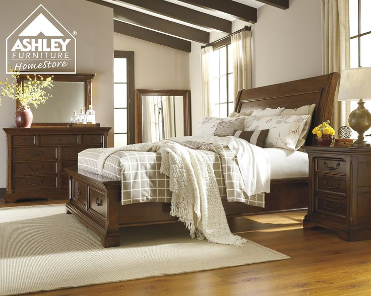 Ashley Furniture In Delaware #31: The Gaylon Nightstand From Ashley Furniture HomeStore The Rustic Beauty Of The U201cGaylonu201d Furniture Collection Brings Together Rich Finishes And Crafted ...