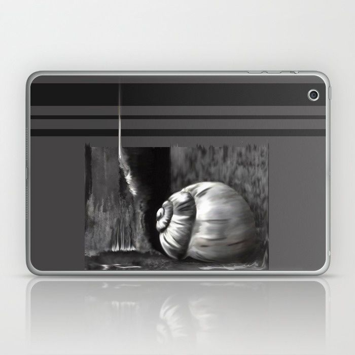 muschel1 Laptop & iPad Skin