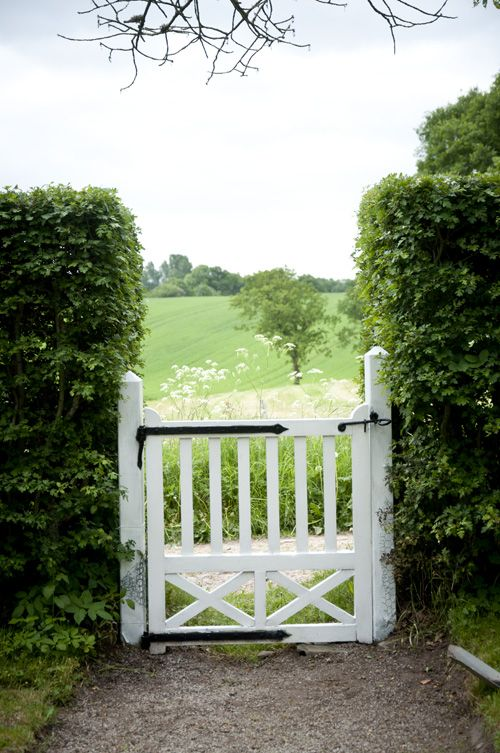 Garden Gates hold their own special magic.