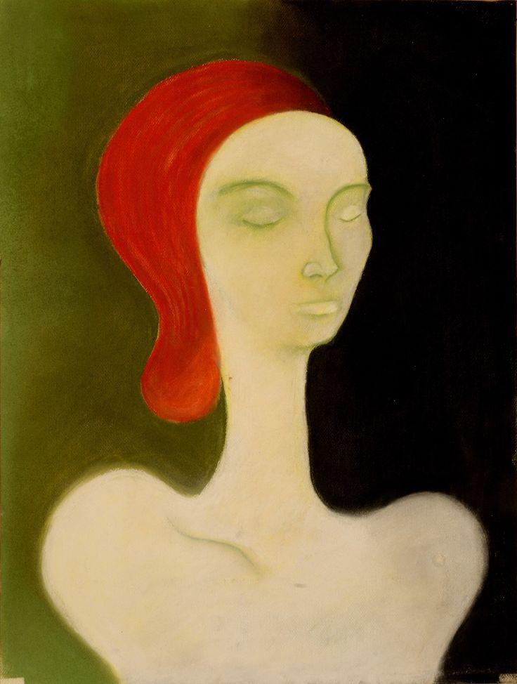 Retrato anónimo. 1993