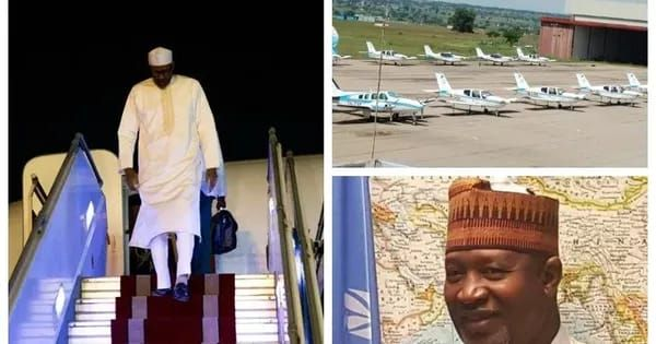 Buhari administration to establish aviation university - NAIJ.COM