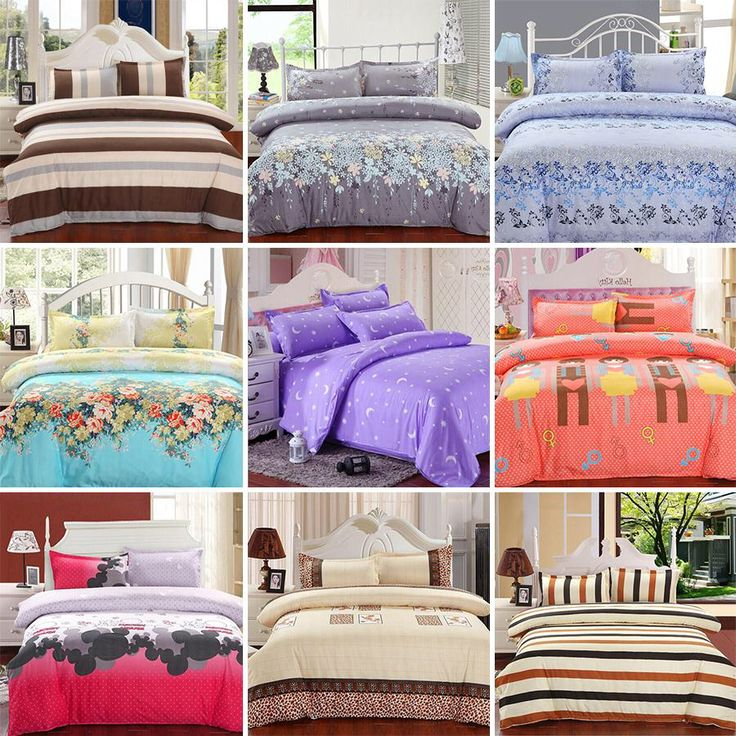 Superieur 2015 New Printing Bedding Set Fashion Bed Sheet / Duvet Cover / Pillowcase  Winter Cotton 4