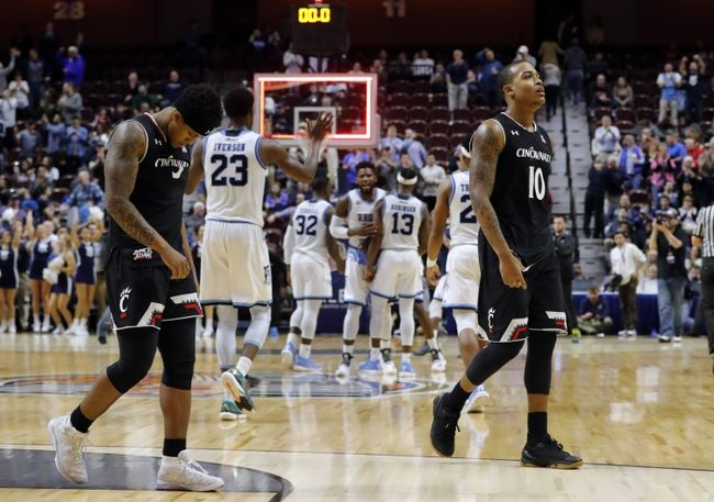 Penn State vs. Cincinnati - 11/20/16 College Basketball Pick, Odds, and Prediction