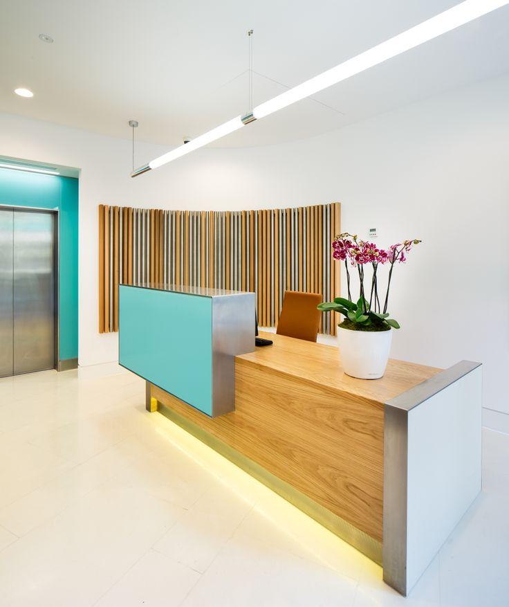 Office Ideas Reception: Best 25+ Office Reception Desks Ideas On Pinterest