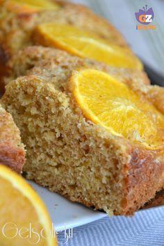 Ciambella arance e cannella, ricetta senza burro