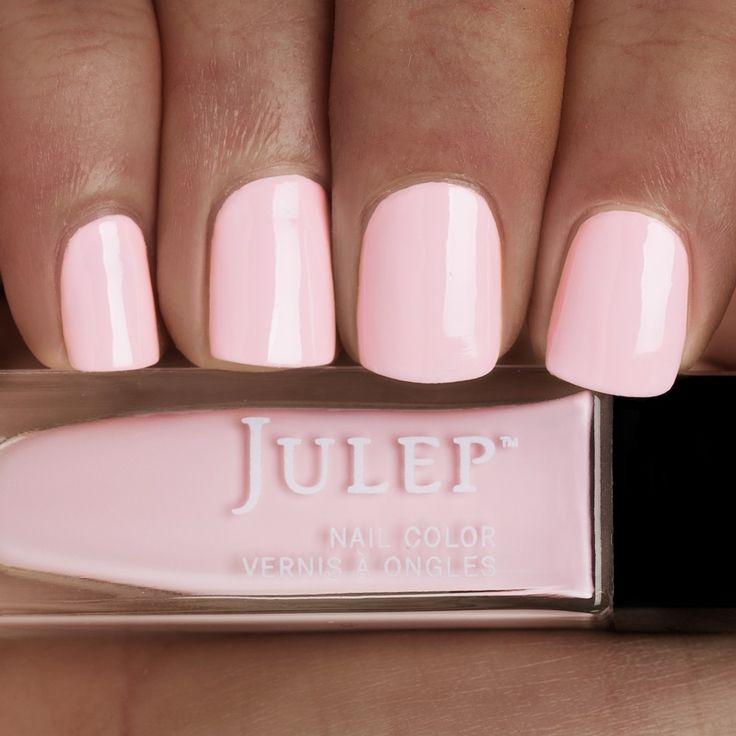 Julep Carla: Tea rose crème