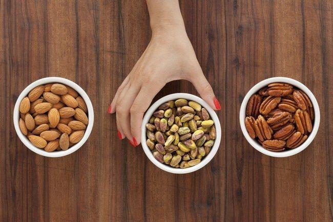 Proprietà e benefici della frutta secca