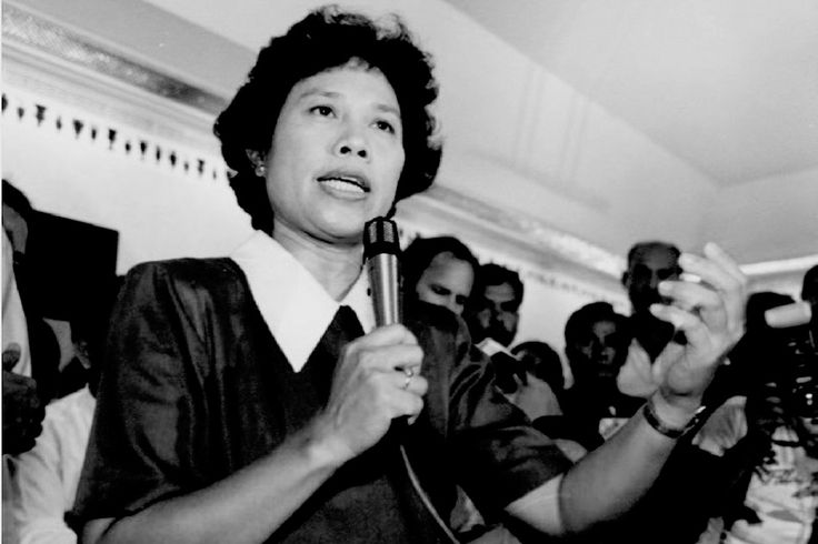 The life and legacy of Miriam Defensor Santiago