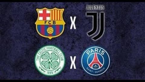 🔴 Esporte Interativo está ao vivo: CELTIC X PSG | BARCELONA X JUVENTUS | PRÉ-JOGO | CHAMPIONS LEAGUE AO VIVO