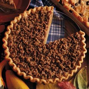 Crunchy Sweet Potato Pie: