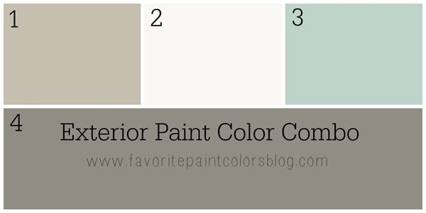 25 best ideas about exterior paint combinations on. Black Bedroom Furniture Sets. Home Design Ideas
