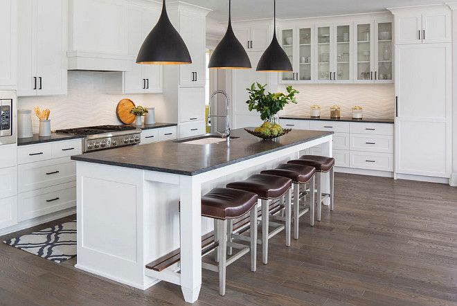 Kitchen paint color complete kitchen paint color guide for Most reflective white paint