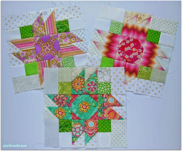 State Fair patchwork blocks
