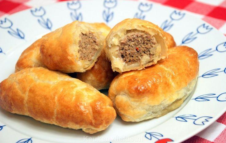 Saucijzenbroodjes - Keuken♥Liefde