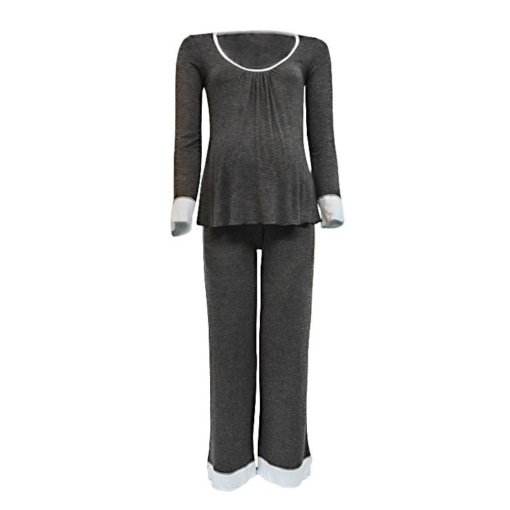 ANNABELLA | Winter Pyjama Set in Grey - Moms and Maternity - kinderelo.co.za