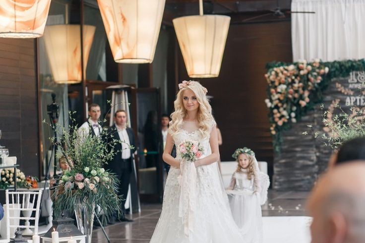 Школа декора Александры Мехедовой - свадьба в стиле fusion