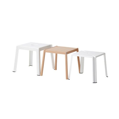 IKEA PS 2012 Nesting Tables, Set Of 3