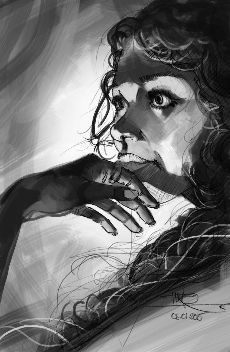 Daily black and white, Marko Pudar on ArtStation at http://www.artstation.com/artwork/daily-black-and-white