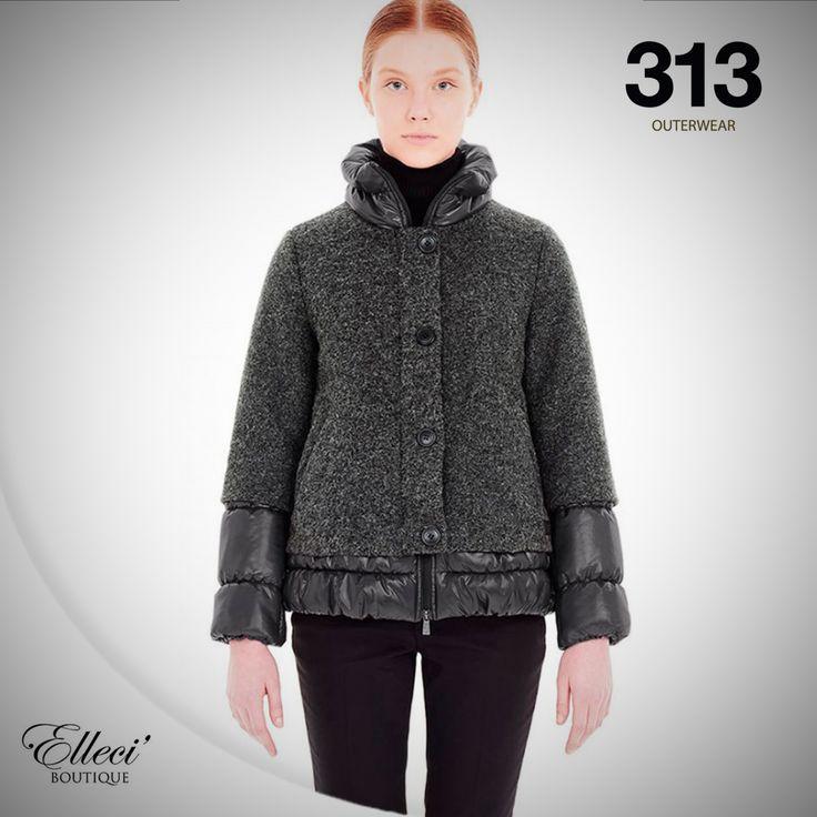 Imbottitura in vera piuma accostata a un mix di lana e cashmere per i piumini #313. Scopri i modelli, la #palette colore vivace e variegata e affronta i rigidi mesi invernali scegliendo la qualità. In #boutique e nel nostro #store #online ---> bit.ly/1RnWL2b  #treunotre #outerwear #piumino #capospalla #elleci #elleciboutique #sales #wintersales #fashion #shoes #shoponline #sale #instagood #moda #amazing #shopping #topshop