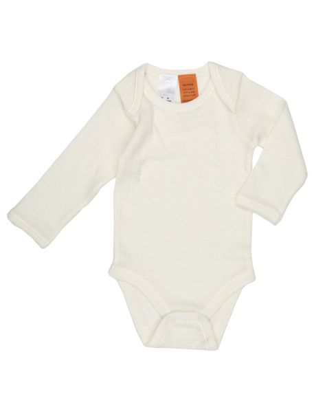 Keep them snug on those chilly days with this long-sleeve bodysuit.