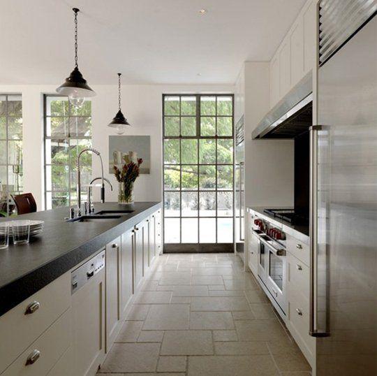 Open Concept Galley Kitchen: Best 10+ Open Galley Kitchen Ideas On Pinterest