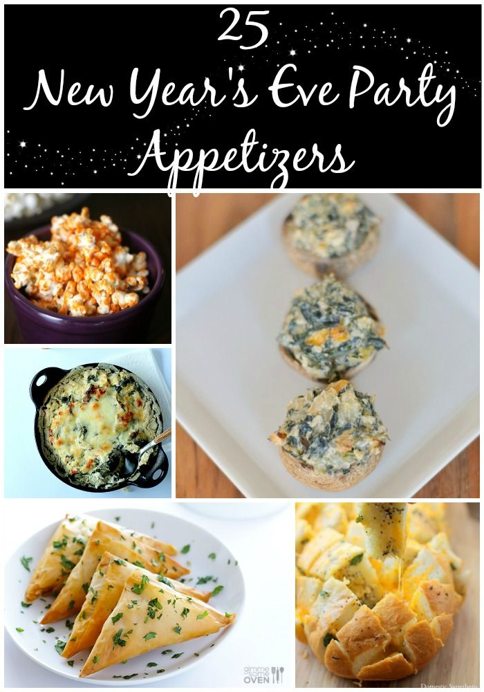 25 new year 39 s eve party appetizer ideas popular pins for Appetizer ideas for new years eve party