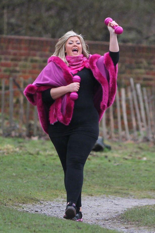 Gemma Collins ( plus size )