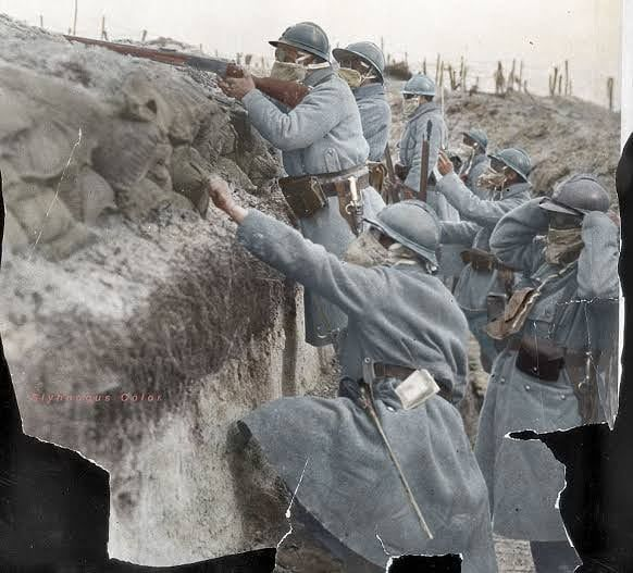 Great War History Education On Instagram At 4am On 21 February 1916 The Battle Began With A Massive Artillery Bombardment And A Verdun History World War One