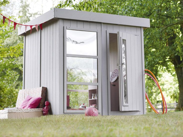 Une cabane dans mon jardin jardin garden pinterest - Retrete leroy merlin ...