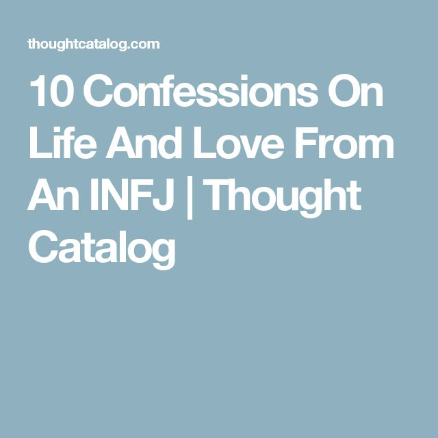 14 Common Problems INFJs Deal With In Their Dating Lives