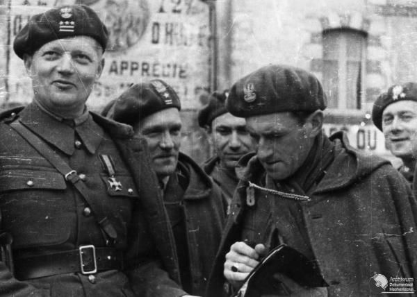 SAMODZIELNA BRYGADA STRZELCOW PODHALANSKICH - NIEUSTALONE OKOLICZNOSCI. 1940. ADM