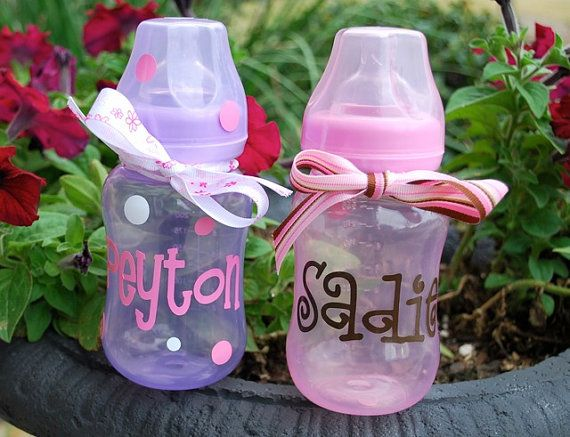 Baby Bottle Personalized