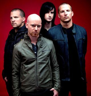 RED, another one of my favorite hard rock Christian bands