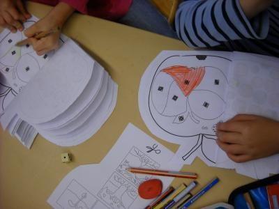 Schetti macht Schule: Kleines Apfel-Heft