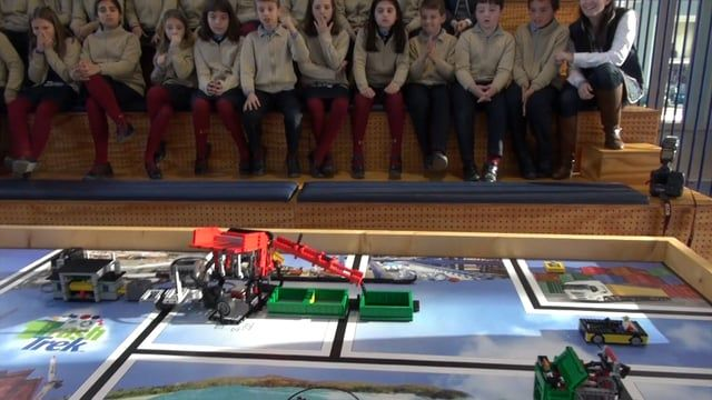 Micro First Lego League 2016 en Colegios ISP.